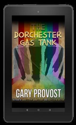 The Dorchester Gas Tank